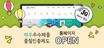 홈페이지 오픈